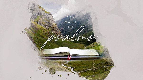 The book of psalms series art