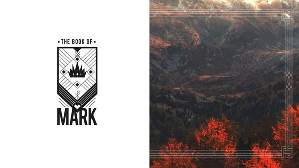 the book of mark sermon slide