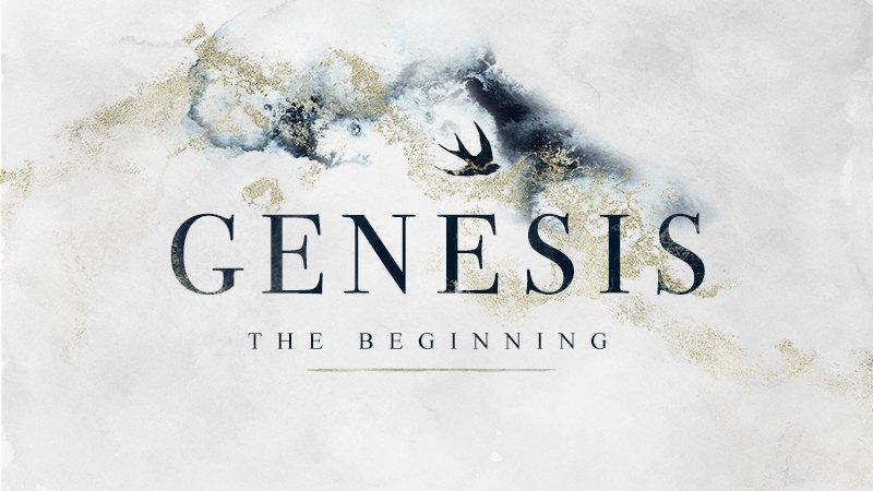 Genesis sermon series graphics